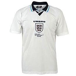 Купить Umbro England Home Euro 96 Jersey Mens 2300.00 за рублей