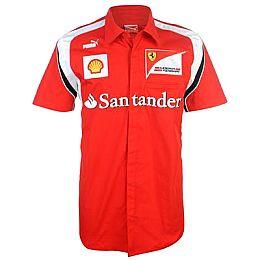 Купить Puma Scuderia Ferrari Replica Shirt Mens 2800.00 за рублей