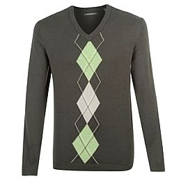 Купить Ashworth Argyle Sweater Mens 3100.00 за рублей