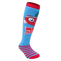 Купить Moshi Monsters 1 Pack Slipper Socks Girls 600.00 за рублей