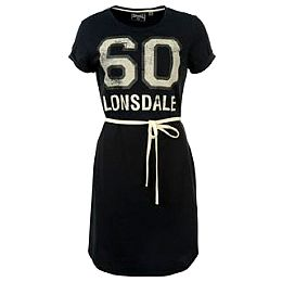Купить Lonsdale Boxing T Shirt Dress Ladies 1650.00 за рублей