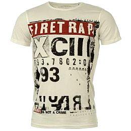 Купить Firetrap XCII 93 T Shirt Mens 1700.00 за рублей