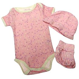 Купить Calvin Klein 3 Pack Baby Girls Set 1750.00 за рублей