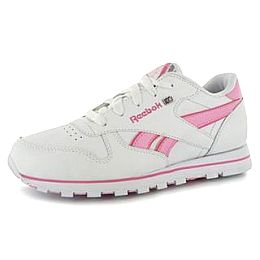 Купить Reebok Classic Leather TSS Junior Girls Trainers 2500.00 за рублей