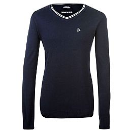 Купить Dunlop V Neck Sweater Mens 1800.00 за рублей