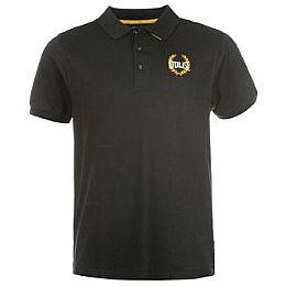 Купить Everlast Jacquard Collar Polo Shirt Mens 800.00 за рублей