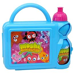 Купить Moshi Monsters Lunch Box Set 800.00 за рублей