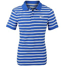 Купить Nike Striped Pique Polo Shirt Mens 2200.00 за рублей