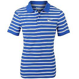 Купить Nike Striped Pique Polo Shirt Mens 2200.00 за рублей