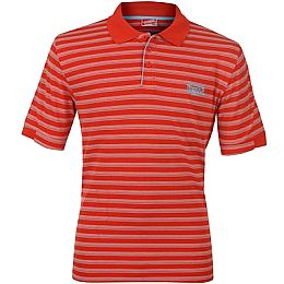 Купить Lonsdale Thin Stripe Polo Shirt Mens 800.00 за рублей