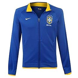Купить Nike Brazil Core Jacket Mens 3100.00 за рублей