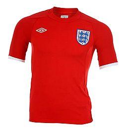 Купить Umbro England Away Shirt 2010 1700.00 за рублей