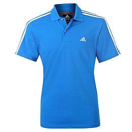 Купить adidas 3 Stripe Polo Shirt Mens 2200.00 за рублей