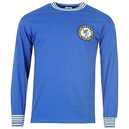 Купить Score Draw Chelsea Football Club 1963 Long Sleeve Shirt Mens 2250.00 за рублей