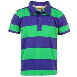 Купить Lee Cooper Block Stripe Polo Shirt Junior 1600.00 за рублей