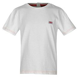 Купить GBR Core Union Jack T Shirt Infant Boys 550.00 за рублей