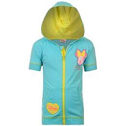 Купить Disney Short Sleeve Zip Hoody Junior Girls 1650.00 за рублей