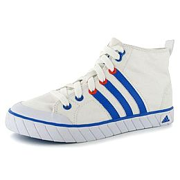 Купить adidas Vulc Childrens Canvas Mid Trainers 1950.00 за рублей