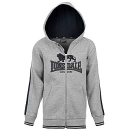 Купить Lonsdale Large Logo Zip Hoody Junior 1850.00 за рублей